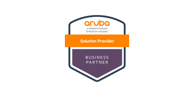 Aruba Solution Provider Business Partner