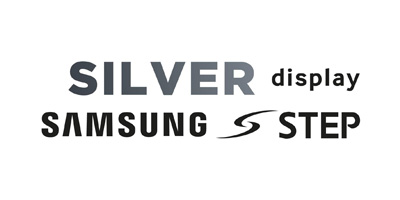Samsung Silver Display