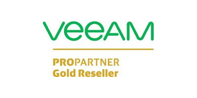 Veeam ProPartner Gold Reseller