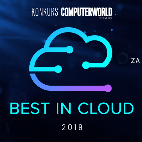 Virtual Data Center docenione w konkursie Best in Cloud 2019